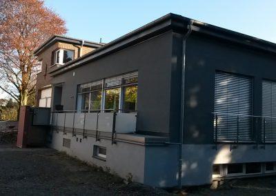 Umnutzung Kühllager zu 3 seniorengerechten Wohnungen