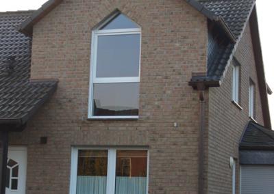 Erweiterung eines Dachgeschosses